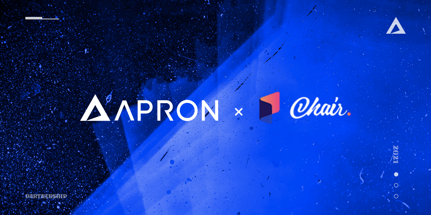 Apron Network Parters with Chair Finance